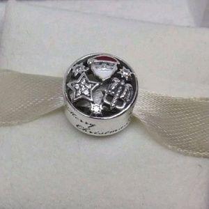 Jewelry - Pandora Christmas Joy Charm